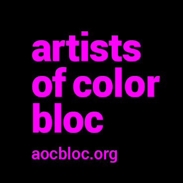 artists of color bloc